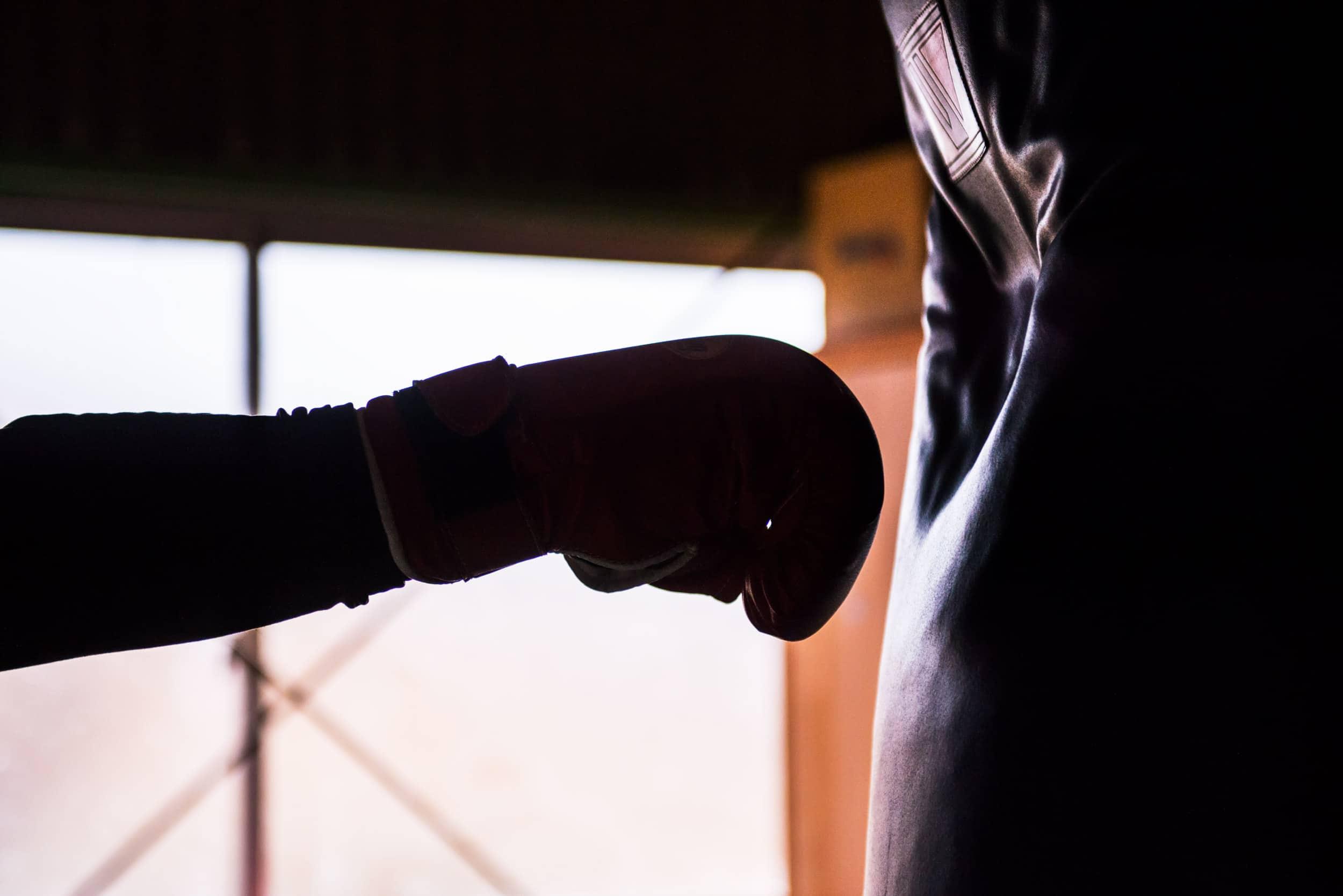 プロボクシング階級表(男性)